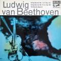 バルヒェット四重奏団のベートーヴェン/弦楽四重奏曲第1番&第9番「ラズモフスキー第3番」  英eurodisc 3024 LP レコード
