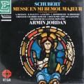 【未開封】ジョルダンのシューベルト/ミサ曲第6番   仏ERATO 3024 LP レコード