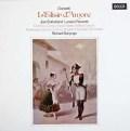 サザーランド&パヴァロッティのドニゼッティ/「愛の妙薬」全曲   英DECCA 3024 LP レコード