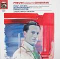 プレヴィンのガーシュイン/交響的絵画「ポーギーとベス」ほか 独EMI 3026 LP レコード