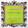 クレンペラーのブラームス/交響曲第4番   英Columbia 3026 LP レコード