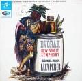 クレンペラーのドヴォルザーク/交響曲第9番「新世界より」   英Columbia 3026 LP レコード