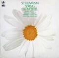 クレンペラーのシューマン/交響曲第1番「春」  英Columbia 3026 LP レコード