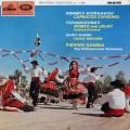 ガンバのリムスキー=コルサコフ/「スペイン奇想曲」ほか   英EMI 3026 LP レコード