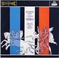 【ブルー・バック・ジャケット】ショルティのベートーヴェン/交響曲第3番「英雄」  英LONDON 3026 LP レコード
