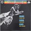 【ブルー・バック・ジャケット】ライナーのブラームス&ドヴォルザーク/舞曲集 英LONDON 3026 LP レコード