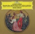 クーベリックのドヴォルザーク/スラヴ舞曲集作品46    独DGG 3026 LP レコード