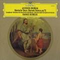 クーベリックのドヴォルザーク/スラヴ舞曲集作品72    独DGG 3026 LP レコード