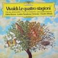 クレーメル&アバドのヴィヴァルディ/ヴァイオリン協奏曲集「四季」   独DGG 3026 LP レコード