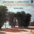 ホリガー、ニコレ&インバルのベッリーニ&モシェレス/オーボエ協奏曲集    蘭PHILIPS 3026 LP レコード
