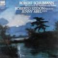 シドン&アベルのシューマン/ヴァイオリンソナタとピアノのための作品全集  独HM 3026 LP レコード