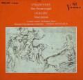モントゥーのストラヴィンスキー/「火の鳥」組曲ほか   独RCA 3026 LP レコード