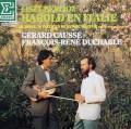 コセ&デュシャーブルのベルリオーズ(リスト編)/「イタリアのハロルド」   仏ERATO 3026 LP レコード