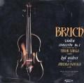 ヴァルガのブルッフ/ヴァイオリン協奏曲第1番ほか  仏CH 3026 LP レコード