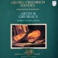 グリュミオーのヘンデル/ヴァイオリンソナタ集   蘭PHILIPS 3027 LP レコード