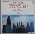 【サイン入り】マゼールのドヴォルザーク/交響曲第9番「新世界より」   蘭PHILIPS 3027 LP レコード