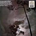 【オリジナル盤】セルのチャイコフスキー/交響曲第4番   英DECCA 3027 LP レコード