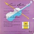 ケッケルトのシュポア/ヴァイオリン協奏曲第8番ほか   独DGG 3027 LP レコード