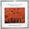 ホグウッドのC.P.E.バッハ/ソナタ&ソナチネ集   蘭L'oiseau-Lyre 3027 LP レコード