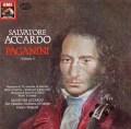 【2枚セット】アッカルドのパガニーニ   独EMI 3027 LP レコード