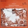 モントゥーのベルリオーズ/幻想交響曲    独RCA 3027 LP レコード