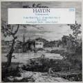 ズスケ&スウィトナーのハイドン/ヴァイオリン協奏曲集  独ETERNA 3027 LP レコード