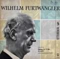 【独最初期盤】フルトヴェングラーのシューベルト/交響曲「ザ・グレート」   独ETERNA 3027 LP レコード