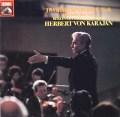 カラヤンのドヴォルザーク/交響曲第8番ほか   独EMI 3028 LP レコード