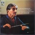 バルビローリのマーラー/交響曲第6番「悲劇的」    独EMI 3028 LP レコード