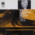 ギーゼキングのモーツァルト/ピアノソナタ第16,18,8&11番「トルコ行進曲つき」   独Columbia 3028 LP レコード
