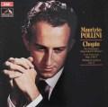 ポリーニのショパン/ピアノ小品集   英EMI 3028 LP レコード