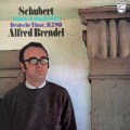 ブレンデルのシューベルト/ピアノソナタ第20番ほか   蘭PHILIPS 3028 LP レコード