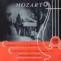 ヘブラーのモーツァルト/ピアノ協奏曲第15&18番   仏VOX 3028 LP レコード