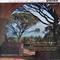 【オリジナル盤】ジュリーニのファリャ/「三角帽子」ほか    英Columbia 3030 LP レコード