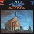 【独最初期盤】プレヴィンのブリテン/「ピーター・グライムズ」から「四つの間奏曲」ほか     独EMI 3030 LP レコード