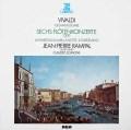 ランパルのヴィヴァルディ/フルート協奏曲集   独ERATO 3030 LP レコード