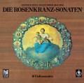 ラウテンバッハーらのハインリヒ・ビーバー/「ロザリオのソナタ」全集   独FSM 3030 LP レコード
