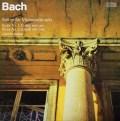 シャフランのバッハ/無伴奏チェロ組曲全曲   独ETERNA 3030 LP レコード