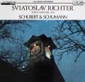 リヒテルのシューベルト&シューマン/東京リサイタル1979  独eurodisc 3032 LP レコード