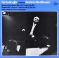 フルトヴェングラーのブラームス/交響曲第3番  英UNICORN 3032 LP レコード