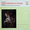 スーク&コンヴィチュニーのベートーヴェン/ヴァイオリン協奏曲  チェコSUPRAPHON 3032 LP レコード