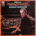 カラヤンのシベリウス/管弦楽曲集   仏EMI(VSM) 3032 LP レコード