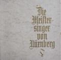 【モノラル・独最初期盤】ケンペのワーグナー/「ニュルンベルクのマイスタージンガー」全曲  独ELECTROLA 3032 LP レコード