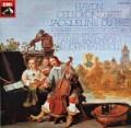 デュ・プレのハイドン/チェロ協奏曲第1&2番  独EMI 3032 LP レコード