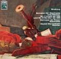 【テストプレス】ドゥ・ペイエ&バレンボイムのブラームス/クラリネットソナタ集  独EMI 3032 LP レコード