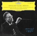 ベームのモーツァルト/交響曲第34&31番「パリ」ほか 独DGG 3038 LP レコード