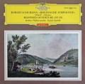 【赤ステレオ】クーベリックのシューマン/交響曲第3番「ライン」ほか 独DGG 3038 LP レコード