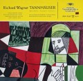 ライトナーのワーグナー/「タンホイザー」ハイライト  独DGG 3038 LP レコード