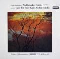 カラヤンのチャイコフスキー/「くるみ割り人形」組曲ほか 独DECCA 3038 LP レコード
