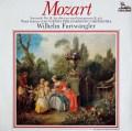 フルトヴェングラーのモーツァルト/セレナーデ第10番 英Unicorn  3038 LP レコード